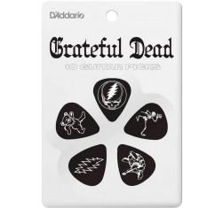 Pack 10 púas Medium Grateful Dead Icons