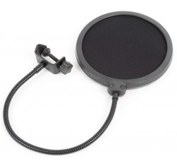 M06 Microphone Pop Filter 6""
