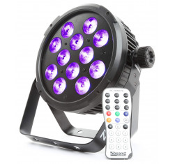 BT300 Par Led 12x10W RGBAW-UV