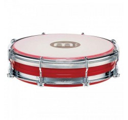 TBR06ABS-R Tamborin Rojo ABS