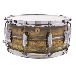 "Raw Brass Phonic 14""x6,5"" LB464R"