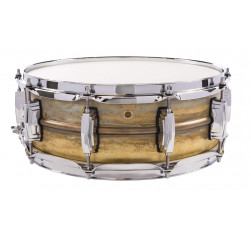 "Raw Brass Phonic 14""x5"" LB454R"
