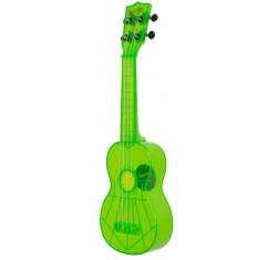 Ukelele Soprano Waterman Verde...