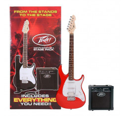 Stage Pack Raptor Plus Red