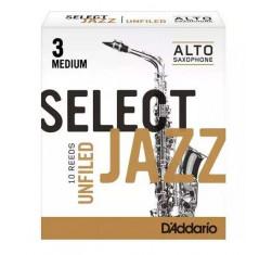 Caja 10 cañas Saxo Alto Select Jazz...