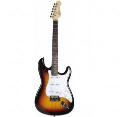 Pack Guitarra Eléctrica QGE-ST25