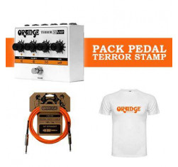 Pack Terror Stamp + Cable + Camiseta