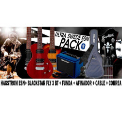 Pack Ultra Swede ESN +Fly 3 BT+ Accs...
