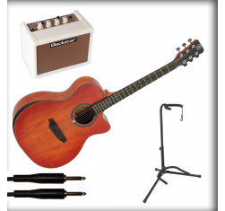 Pack QGA-102 RCDE + Fly 3 Acoustic +...