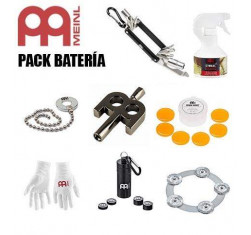 Pack Accesorios para Baterista...