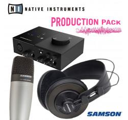 Pack de Grabación Komplete Audio 1