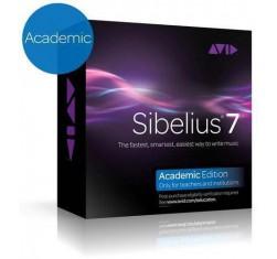 SIBELIUS 7 EDUCACIONAL Licencia...