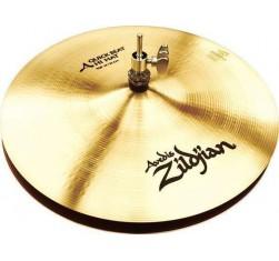 "14"" A Zildjian Quick Beat Hi Hat..."