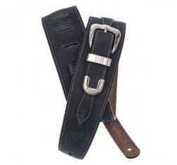 Correa Cuero Belt Buckle Black 25LBB00