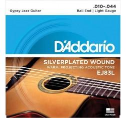 Juego Gypsy Jazz Ball End EJ83L Light...