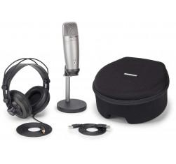 C01U Pro + Auriculares SR850 Pack...
