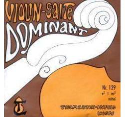 Cuerda Violín Dominant 1ª 129 1/2