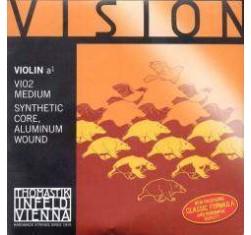 Cuerda Violín 1/4 Vision VI-02 2ª
