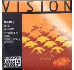 Cuerda Violín 1/4 Vision VI-04 4ª