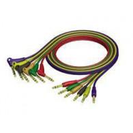 Cables Patch y Efectos
