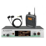 In Ear Monitoring-Intercom