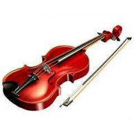 Violines 1 / 32 - 1 / 16 - 1 / 10 - 1 / 8