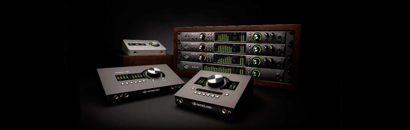 NUEVAS INTERFACES UNIVERSAL AUDIO APOLLO HERITAGE